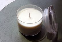 Candles / ideas on how to use candles in decorating / by Jessica Markham