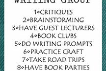 writing group(s) / by Old Firehouse Books