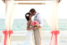 Beach Bum Wedding