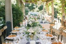 Italian Vineyard Wedding / Inspiration for a beautiful wedding in an Italian vineyard. We have the perfect venue for you in Umbria to recreate these images. Relaxed, gorgeous and full of love :-) x