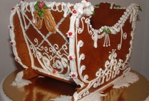 Gingerbread Houses etc