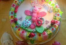 Moje tortičky, My cakes / Cakes Strapusik.