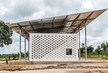 AISL / Architecture, School, Subtropical