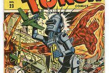 Comic Book Covers