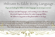 Bible In My Language / What is Bible In My Language about?