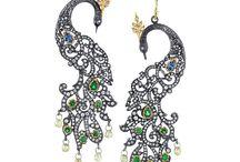 Indian earrings / by Priyam