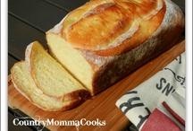Bread Making / by Zania Kaas