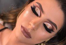 Makeup Asa de anjo
