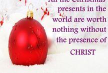 Christmas / Inspiring quotes for Christmas.