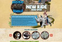 Longleat Safari & Adventure Park Designs