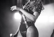 THE QUEEN: Mrs Carter, B, Sasha Fierce, Beyoncé