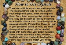 Crystals & Nature