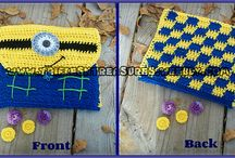 Crochet - Despicable Me/Minions