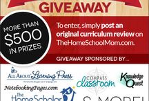 Sales or Giveaways / Homeschool Curriculum Giveaways and Sales