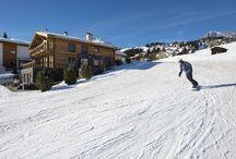 Ski in/Ski out Chalets