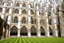 London Westminster Abbey / London's Westminster Abbey, where monarchs have been crowned since 1066. http://bit.ly/SG0ycT