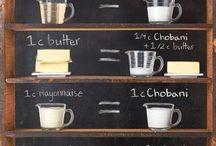 Baking tips  / by Katie Usher- DeMeo
