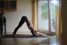 Yoga poses for strong shoulders