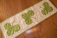 St. Patrick's Day Quilting Projects