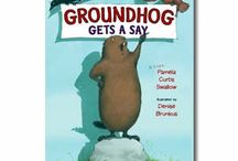 February:  Groundhog's Day / by April Hunt