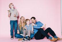 Photo Studio Family Photos