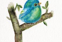 Ptáčátka