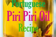 Portuguese Recipes / Simple, depth in flavour and generous