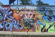 Graffiti & Street Art / Zabij Nudę Bartoszyce