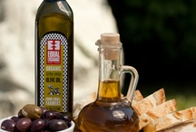 Fair Trade Olive Oil / Our Organic Extra Virgin Olive Oil comes from two farmer co-ops which are part of the Palestinian Agricultural Relief Committees (PARC), a non-profit, non-governmental organization in the West Bank which is a member of the World Fair Trade Organization.