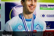 Volley Interviews / The best volleyball persons in Russia with their interviews