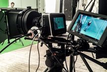 Movie production / From behind the scene...