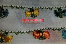 İğne oyası / http://www.igneoyasi.org  Hobi Dünyası