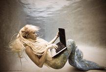 ‣ Mermaids / Mořské panny