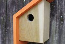 Casas de pájaro