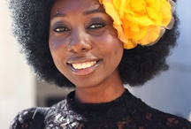 Amazing Afros: Women / by Aaron
