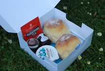 Cream teas 2015 / Jam first? Or cream? The age-old debate aside, we helped thousands of people take a break to enjoy a cuppa and our cream teas in a box this year on 18 June and 7 August