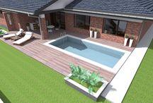 Case cu piscina