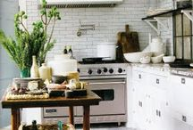 Dream Kitchen / Please join us and show us what your dream kitchen looks like! But please make sure to limit your pins to kitchen items and layouts only! / by Cooking By The Book