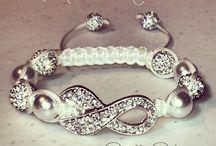 Mecrame bracelets & Wrapping bracelets / Jewelery making