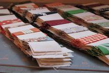 Postage stamp quilt