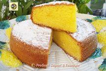Ricette / Torta al limoncello