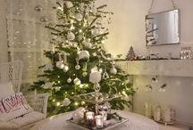 Moje dekoracje - Christmas 2016 / #christmas