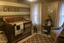 Neutral Baby Nursery / by Laura Oliver