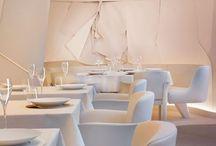 Restaurant interiors / Beautiful restaurants from around the world.