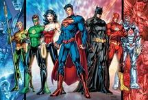 DC Comics / by Bryan Dickey