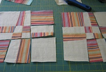 wonky quilts