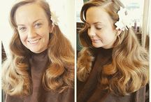 Bridal Hair / A collection of the wedding hair that we have done!