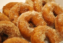 Kimmel Kitchen Recipes / Famous for our spiced apple doughnuts, the Kimmel Kitchen also serves up fresh baked pies, homemade fudge, BBQ items (during season), plus so much more!