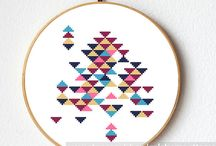 Modern Cross Stitch & Embroidery