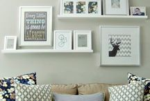 Picture Shelving